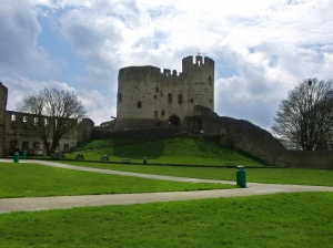 Dudley's zoo and castle: picture by Lee Jordan