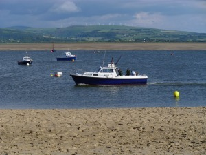Lovely Aberdyfi- a great place for a break