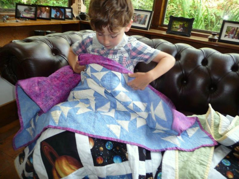 Share the love with Project Linus   Lyn Alderson : linus quilts uk - Adamdwight.com