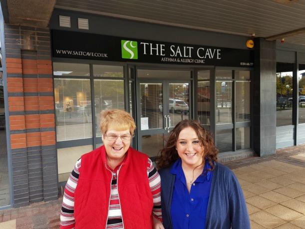 Salt Cave, Dudley